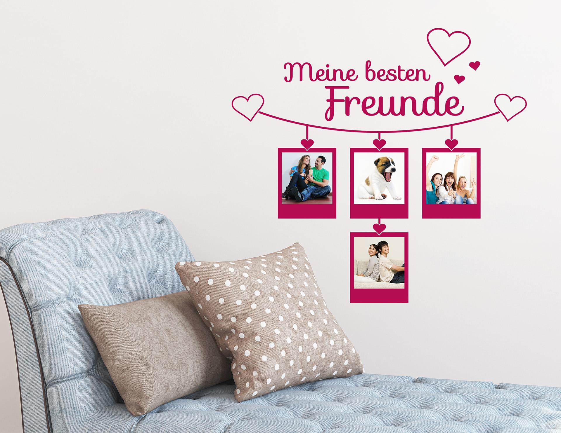 Beste Beste Freunde Fotorahmen Bilder - Rahmen Ideen ...
