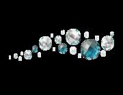 Lieferansicht Autoaufkleber Diamanten & Perlen XS