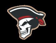 Lieferansicht Autoaufkleber Pirat Captain Blackbone XS