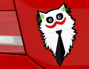 Autoaufkleber Joker's Cat Juice XS
