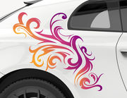 Autoaufkleber Tribal Aurora XS