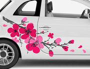 Autoaufkleber Kirschblütenzweig Sakura XS