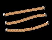 Lieferansicht Bootsaufkleber Nautical Rope XS