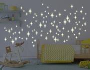"""Leuchtsticker """"Sparkling Stars"""": Dein magischer Nachthimmel!"""