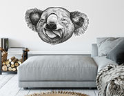 Wandtattoo George der Koala