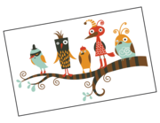 Bird, birdy, funny, crazy, verrückt, Vögelchen, Tree, Forest, Wood, Kunst, Künstler, Illustration, Nature, nature, natürlich, Farben, Folk, simple, kindgerecht, Kinderzimmer, Holz, Freund, Familie, lustig, Stimmung, Kinderlied, Musik, musizieren, Instrument, Musikschule, lernen, Vogelkunde, Beobachtung, Fernglas