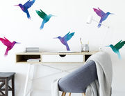 "Wandtattoo ""Kolibri Watercolor"""