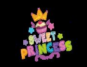 Lieferansicht Wandtattoo Sweet Princess Cupcake
