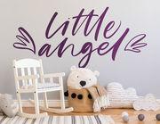 Wandtattoo Little Angel