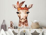 Wandtattoo Baby Giraffe Zora