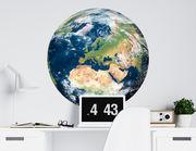 Wandtattoo Planet Earth
