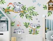 Wandtattoo Koala Tapsi-Tari