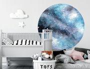Wandtattoo Watercolor Galaxy