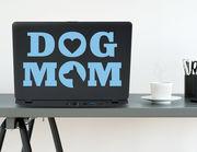 Wandtattoo Dog Mom