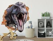 3D Wandtattoo Dino Power