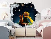 3D Wandtattoo Little Prince