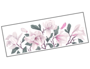 Lieferansicht Wandtattoo White Magnolia