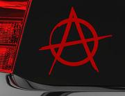 Autoaufkleber Anarchia