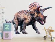 Wandtattoo Triceratops