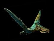 Lieferansicht Wandtattoo Pterodactylus