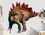 Wandtattoo Stegosaurus