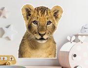Wandtattoo Löwenbaby Nala