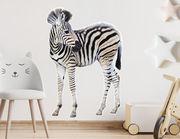 Wandtattoo Zebra Baby Asali