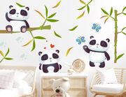 Wandtattoo Panda Ming