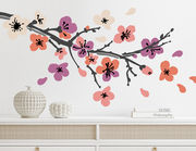Wandtattoo Kirschblütenzweig Nippon