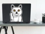 Wandtattoo FU Kitty