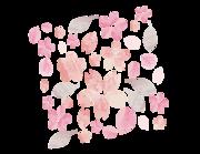 Lieferansicht Wandtattoo Lovely Flower Collection