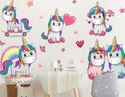 Wandtattoo Sweet Unicorn Teenies