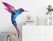 Wandtattoo Humming Bird Tropica