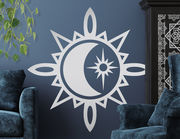 Wandtattoo Astro Compass