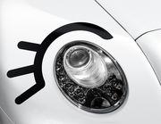 Autoaufkleber Wimpern-Set Mae