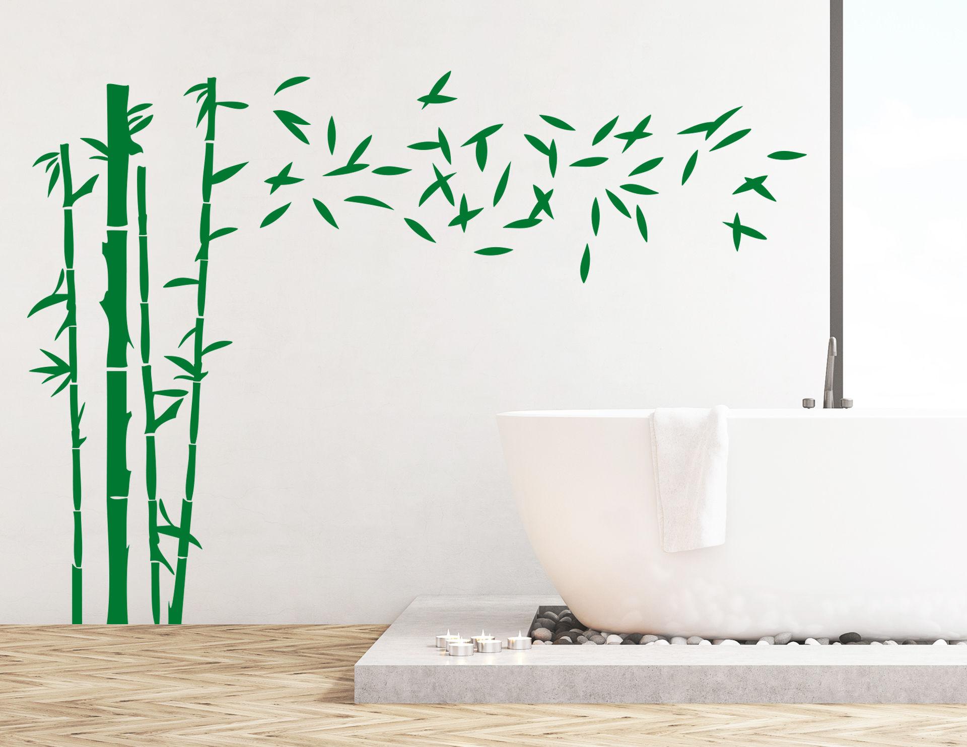 Wandtattoo Bamboodream