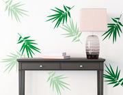 """Wandtattoo """"Bambus Solo"""" für jeden Raum asiatisches Flair."""