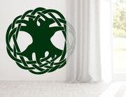 Wandtattoo Celtic Tree of Life