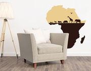 Wandtattoo Discover Africa