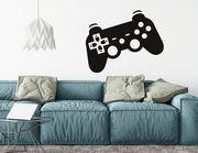"""Wandtattoo """"Game Controller"""" für große & kleine Spielkinder"""