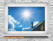 Gebäude-Sonnenschutz starke Spiegelung
