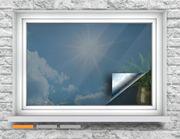 Sonnenschutzfolie SilverPro Light als Rollenware