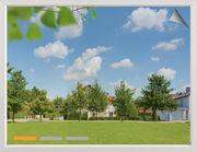 Gebäude-Sonnenschutzfolie SilverPro Light auf Wunschmaß