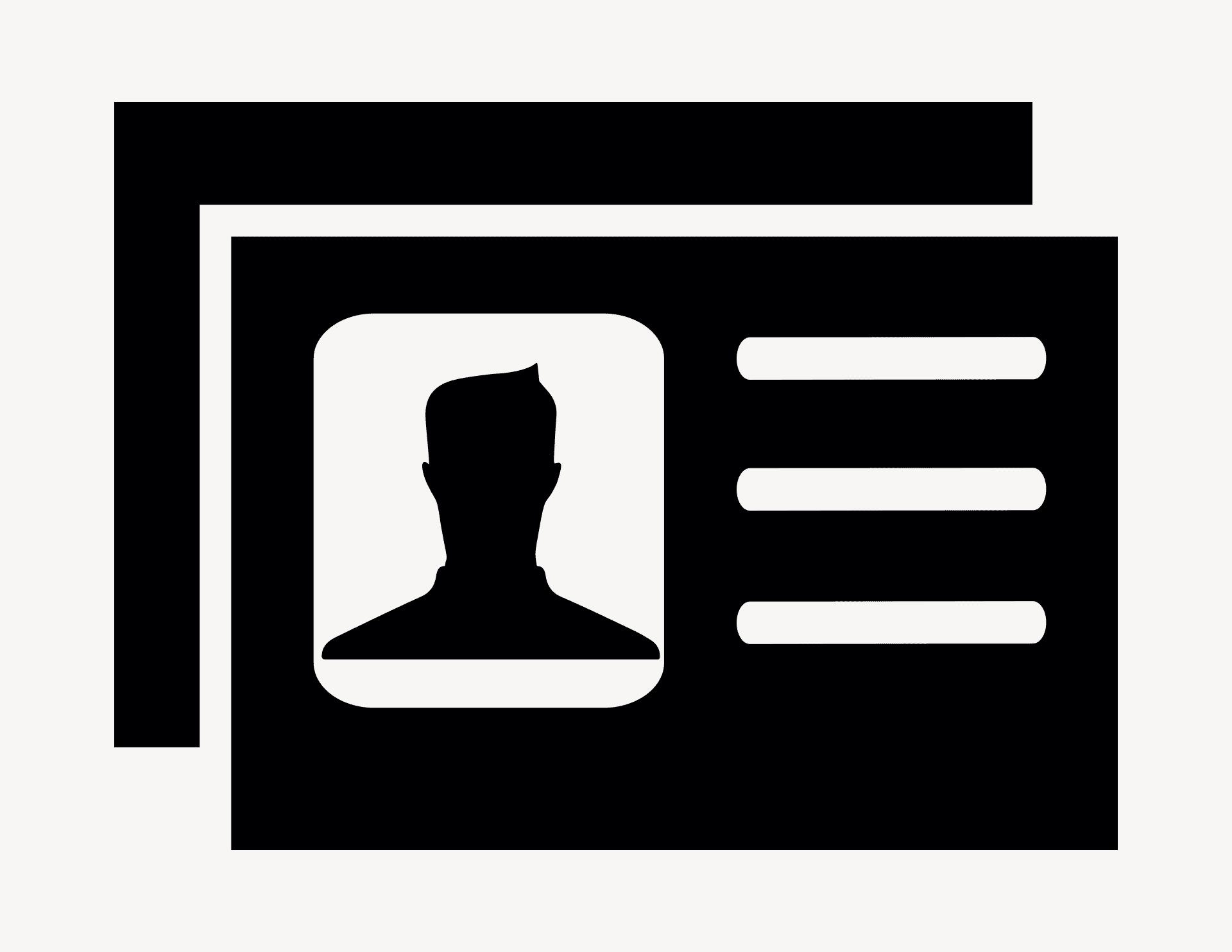 Authentifizierung - Aufkleber für Gewerbe