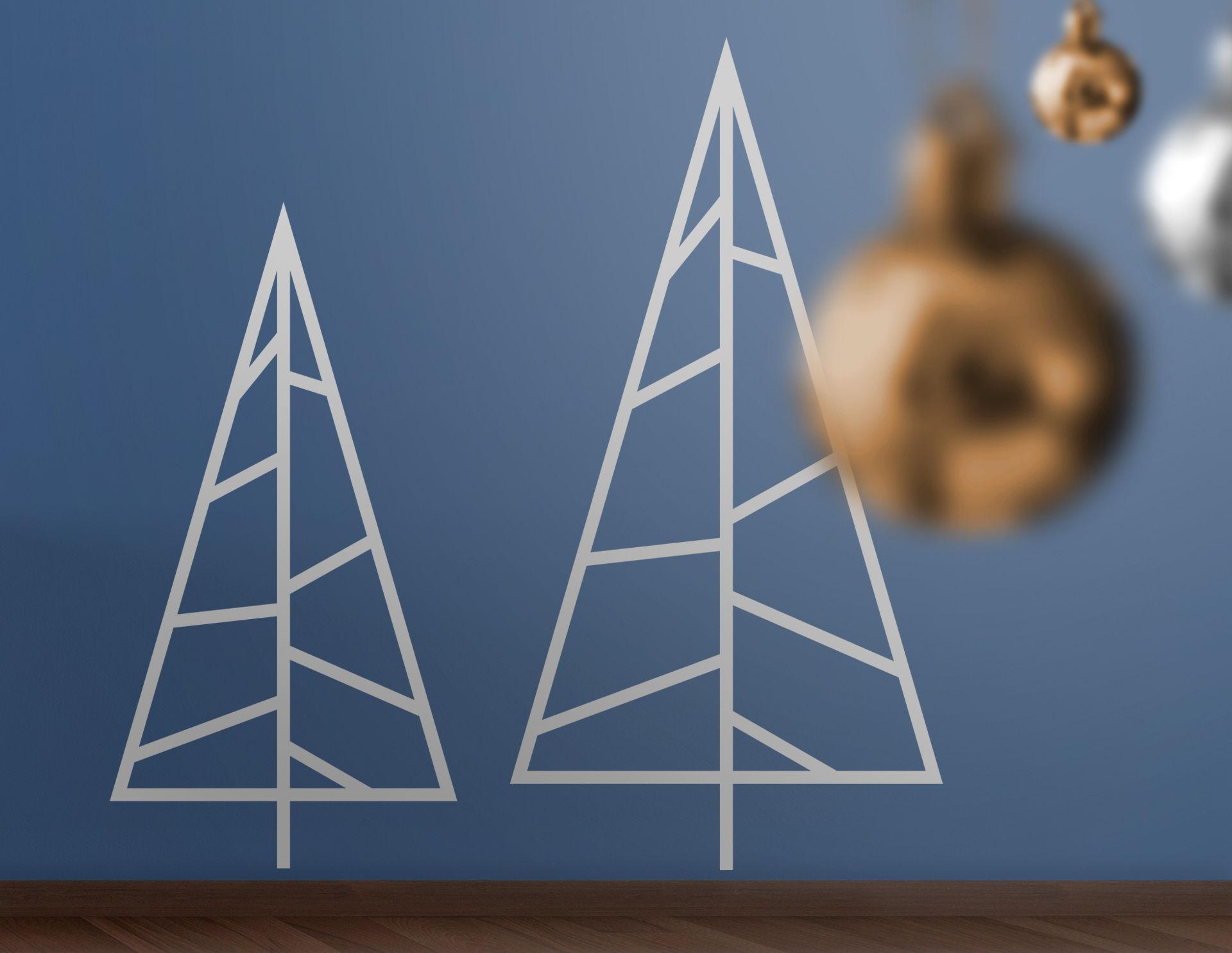 Wandtattoo Grafico Natale