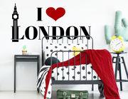 Wandtattoo I love London