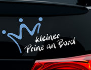 Autoaufkleber Kleiner Prinz