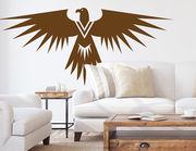 Wandtattoo Native American Eagle #02