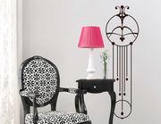 Art Nouveau - Glamoureux, Wandtattoo im Jugendstil-Design
