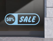 Aufkleber Enter to Sale